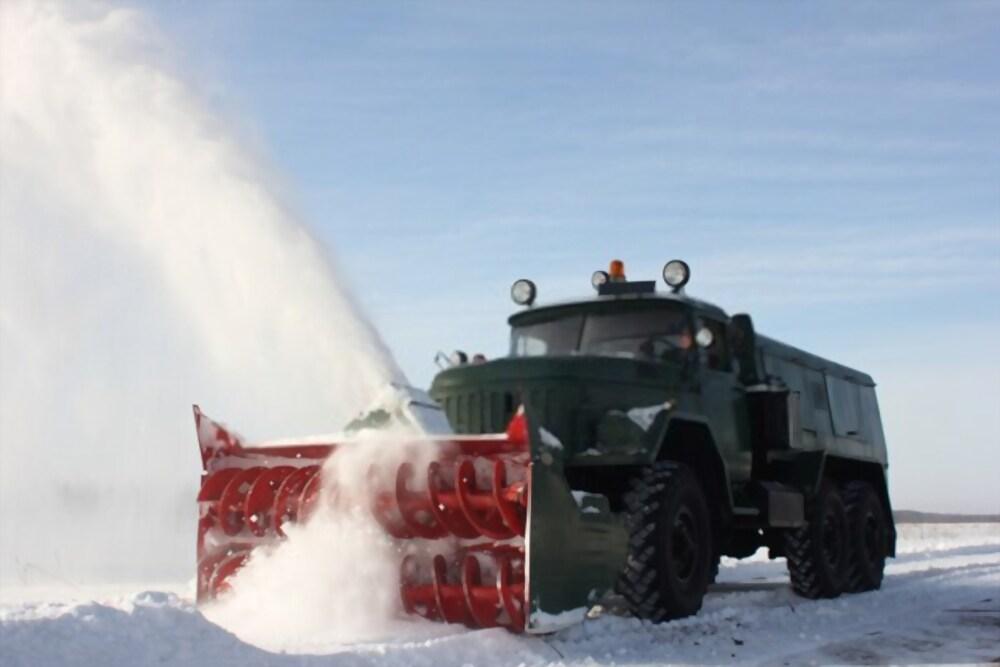 Snow Hauling Lockport