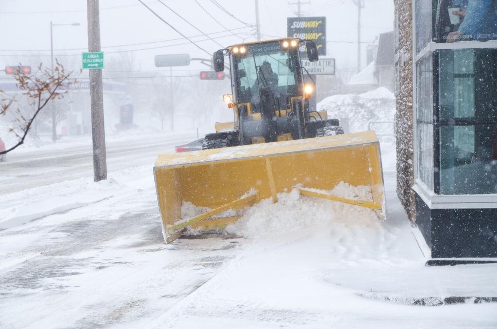 Commercial Snow Removal West Seneca