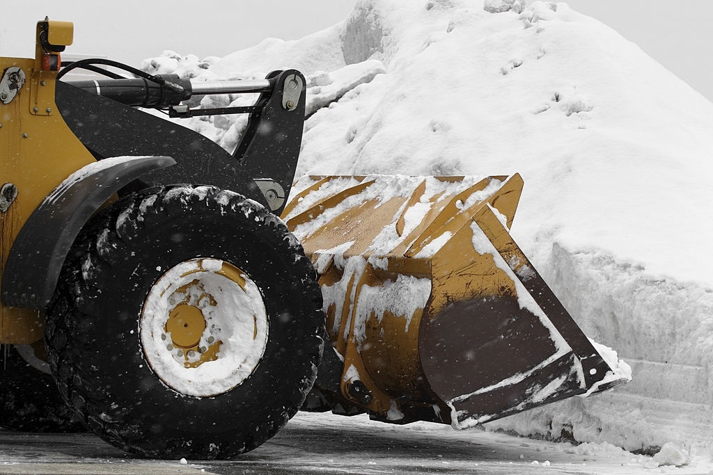 Commercial Snow Removal Lockport