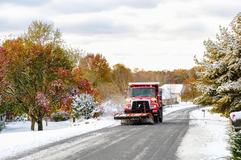 Residential Snow Plowing West Seneca